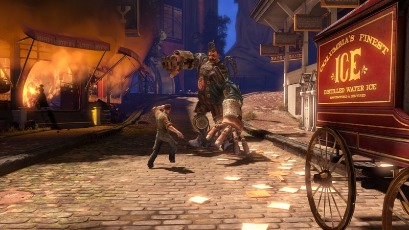 BioShock Infinite (X360)  © 2K Games 2013   8/12