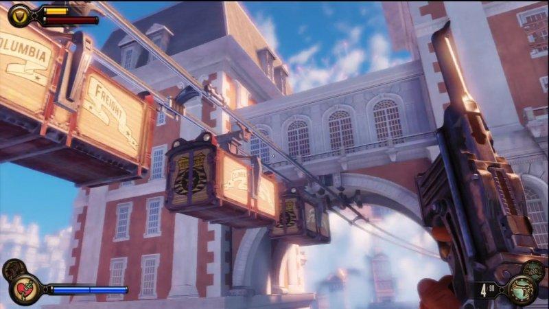 BioShock Infinite (X360)  © 2K Games 2013   9/12