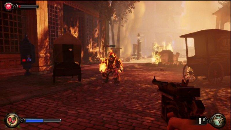 BioShock Infinite (X360)  © 2K Games 2013   6/12