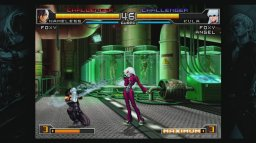 The King Of Fighters 2002: Unlimited Match (X360)   © SNK Playmore 2010    1/3