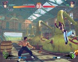 Super Street Fighter IV: Arcade Edition (ARC)  © Capcom 2010   2/4