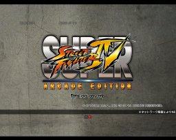 Super Street Fighter IV: Arcade Edition (ARC)  © Capcom 2010   1/4