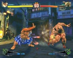 Super Street Fighter IV: Arcade Edition (ARC)  © Capcom 2010   3/4