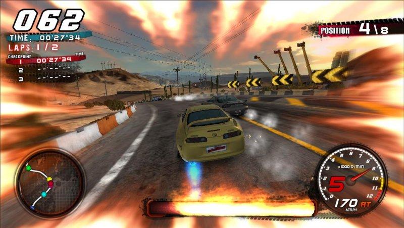 Arcade Crazy Speed (ARC)  ©  2010   5/5