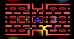 Pac-Man Battle Royale (ARC)  © Bandai Namco 2010   1/4