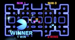 Pac-Man Battle Royale (ARC)  © Bandai Namco 2010   2/4