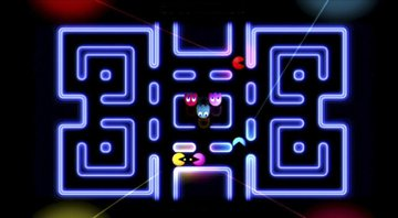 Pac-Man Battle Royale (ARC)  © Bandai Namco 2010   4/4