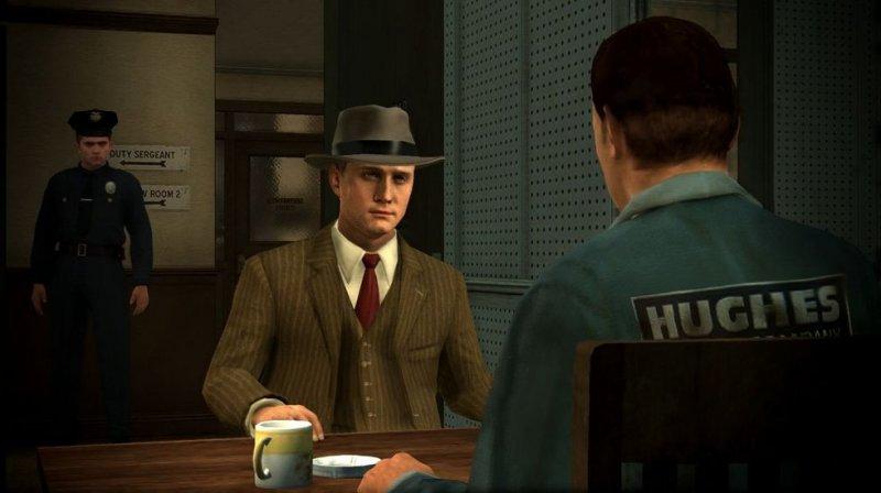 L.A. Noire (X360)  © Rockstar Games 2011   6/9