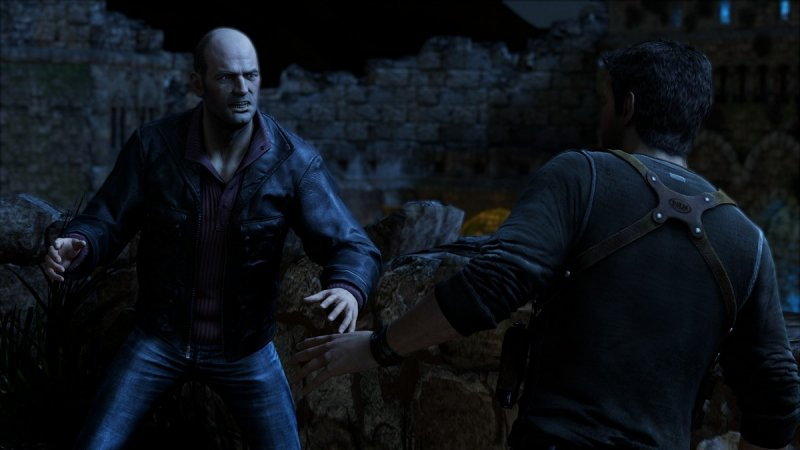 Uncharted 3: Drake's Deception (PS3)  © Sony 2011   4/4