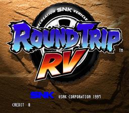 Roads Edge (ARC)  © SNK 1997   1/1