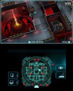 Ghost Recon: Shadow Wars (3DS)  © Ubisoft 2011   1/5