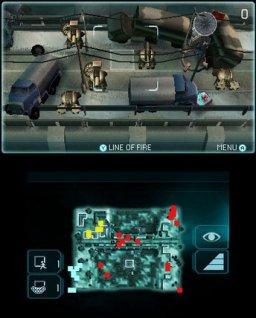 Ghost Recon: Shadow Wars (3DS)  © Ubisoft 2011   2/5