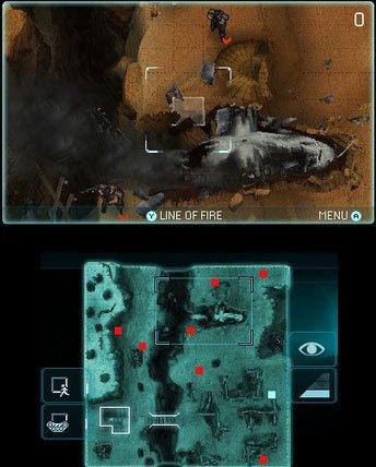 Ghost Recon: Shadow Wars (3DS)  © Ubisoft 2011   4/5