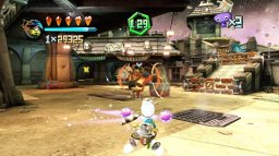 PlayStation Move Heroes (PS3)  © Sony 2011   2/4