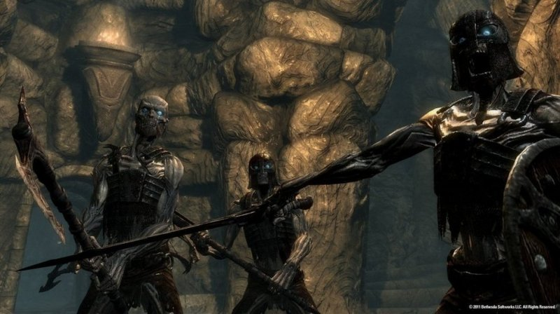 The Elder Scrolls V: Skyrim (PS3)  © Bethesda 2011   6/6