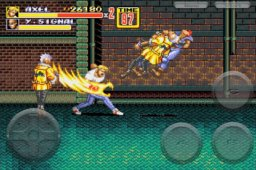 Streets Of Rage II (IP)  © Sega 2011   1/3