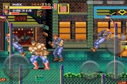 Streets Of Rage II (IP)  © Sega 2011   2/3