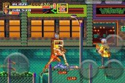 Streets Of Rage II (IP)  © Sega 2011   3/3
