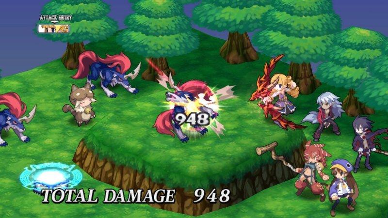 Disgaea 4: A Promise Unforgotten (PS3)  © Nippon Ichi 2011   4/9
