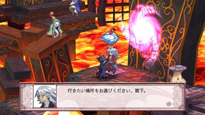 Disgaea 4: A Promise Unforgotten (PS3)  © Nippon Ichi 2011   7/9