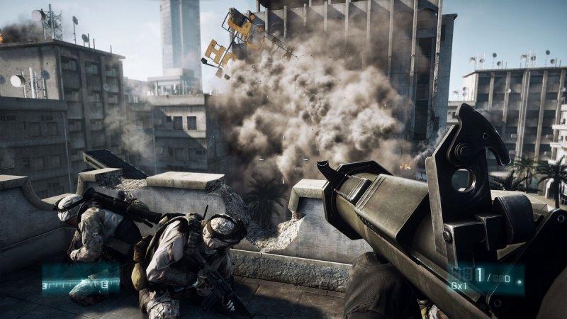 Battlefield 3 (X360)  © EA 2011   4/4