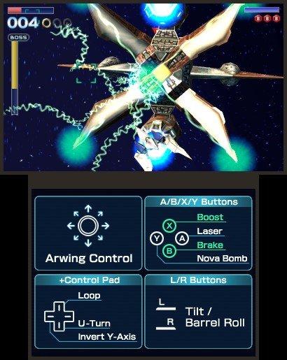 StarFox 64  © Nintendo 2011  (3DS)   6/7