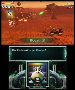 StarFox 64  © Nintendo 2011  (3DS)   2/7