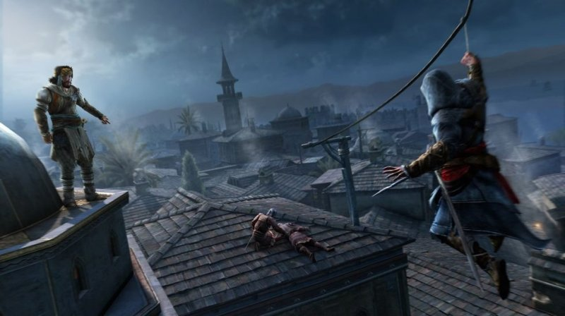 Assassin's Creed: Revelations (PS3)   © Ubisoft 2011    5/7