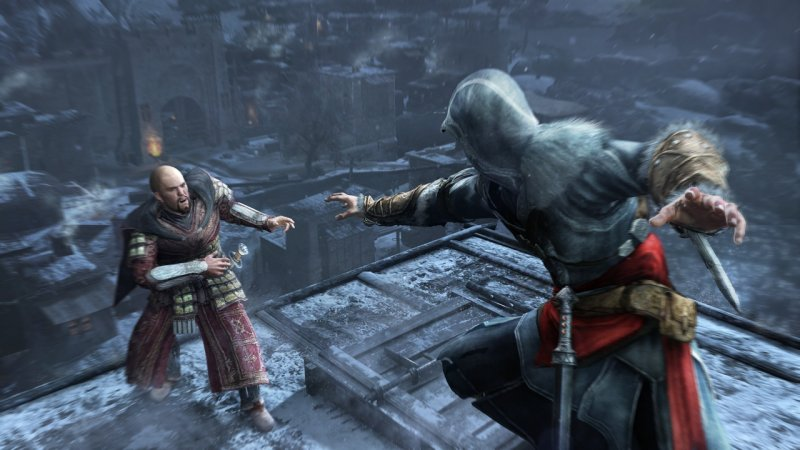 Assassin's Creed: Revelations (PS3)   © Ubisoft 2011    6/7