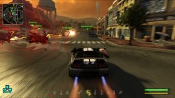 Twisted Metal (2012) (PS3)  © Sony 2012   1/3