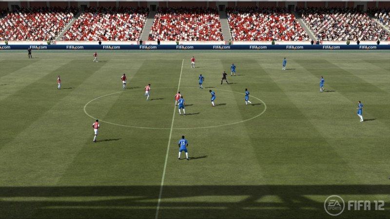 FIFA 12 (PS3)  © EA 2011   4/7