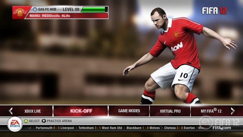 FIFA 12 (PS3)  © EA 2011   7/7