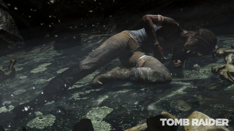 Tomb Raider (2013) (X360)   © Square Enix 2013    6/11