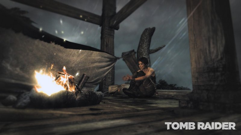 Tomb Raider (2013) (X360)   © Square Enix 2013    8/11