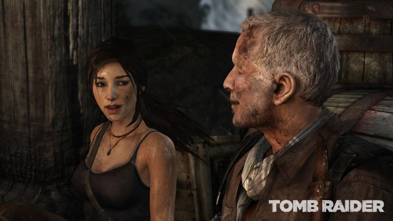 Tomb Raider (2013) (X360)   © Square Enix 2013    11/11