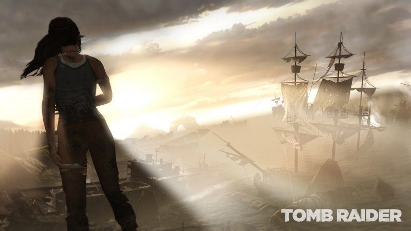 Tomb Raider (2013) (X360)   © Square Enix 2013    7/11