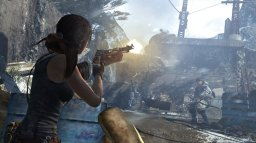Tomb Raider (2013) (X360)   © Square Enix 2013    1/11