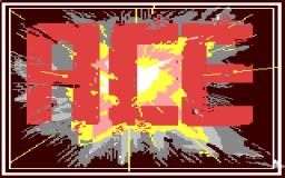 ACE: Air Combat Emulator (C64)  © Cascade 1985   1/2