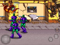 X-Men (IPD)  © Konami 2011   1/3