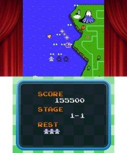 3D Classics: TwinBee (3DS)  © Nintendo 2011   1/2