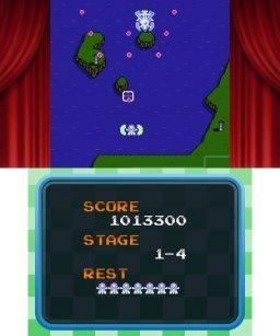 3D Classics: TwinBee (3DS)  © Nintendo 2011   2/2