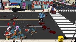 Ugly Americans: Apocalypsegeddon (X360)  © 345 Games 2011   2/3
