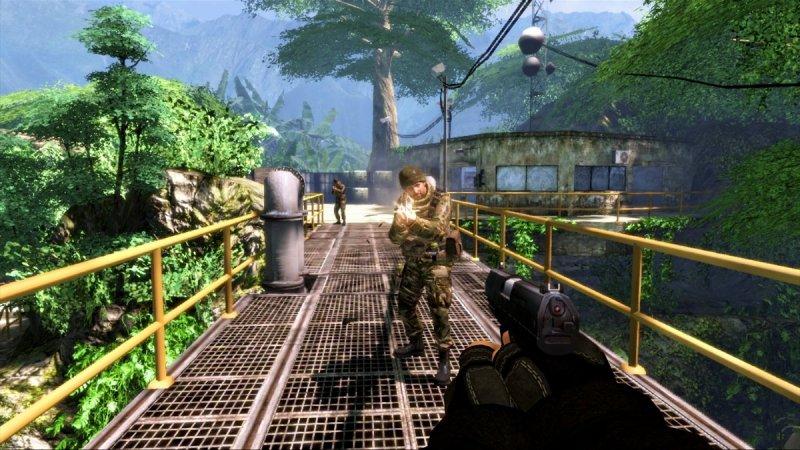 GoldenEye 007: Reloaded (X360)  © Activision 2011   6/7