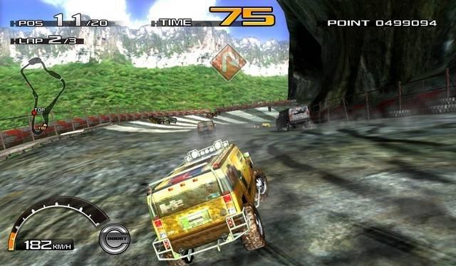 Hummer (ARC)  © Sega 2009   4/7
