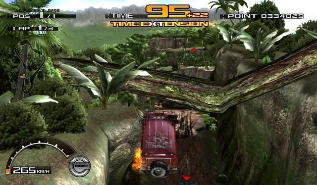 Hummer (ARC)  © Sega 2009   5/7