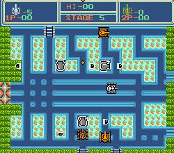 Tank (NES)  © Gluk 1992   2/3