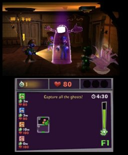 Luigi's Mansion 2  © Nintendo 2013  (3DS)   1/5