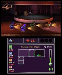 Luigi's Mansion 2  © Nintendo 2013  (3DS)   3/5