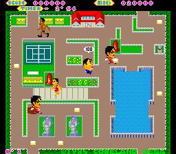 I'm Sorry (ARC)  © Sega 1985   2/4