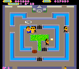 I'm Sorry (ARC)  © Sega 1985   3/4